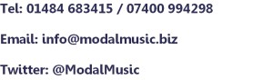 MM Contact Details