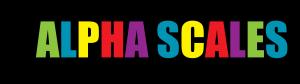 AlphaScales Logo
