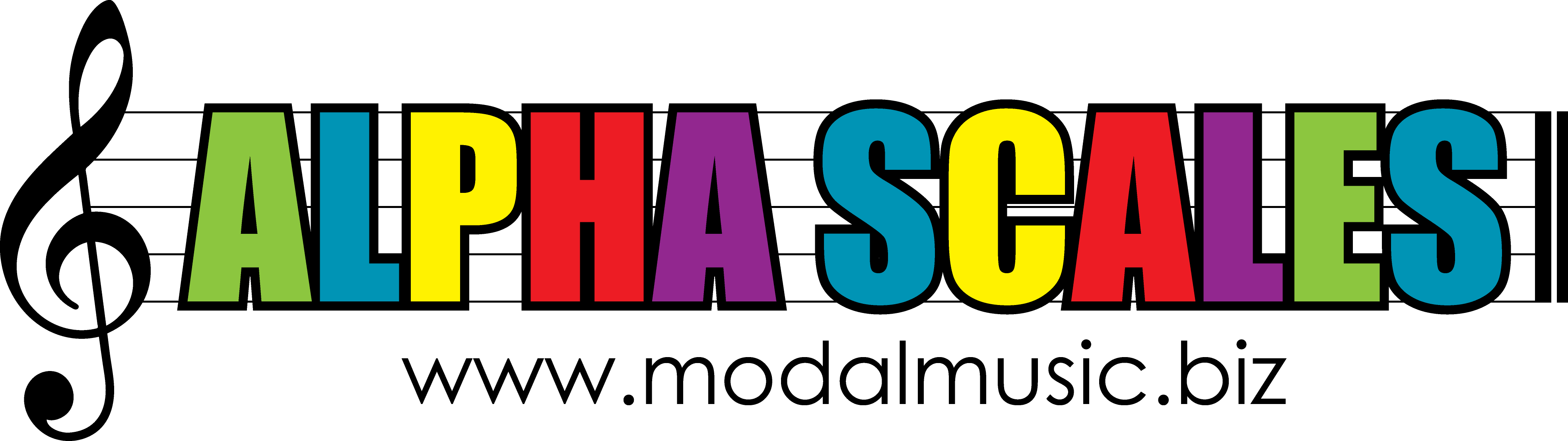 AlphaScales - Music-Based Resource for Education - Logo
